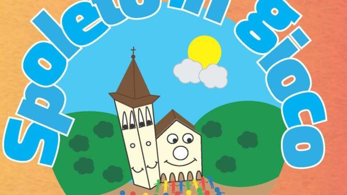 Torna Spoleto in Gioco, un'intera giornata dedicata ai bambini