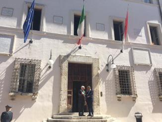 Seduta di Consiglio Comunale di Spoleto convocata per giovedì 27 giugno