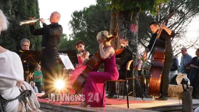 Spoleto d'Estate 2019, i Concerti dell'Alba di UmbriaEnsemble alla Rocca