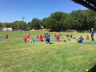 La Bruna di Castel Ritaldi proseguono gli allenamenti Spoleto calcio