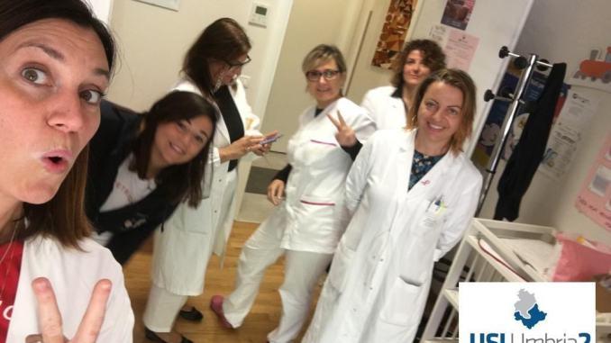 Vaccinazione in gravidanza a Spoleto, primato nazionale nella copertura antipertosse