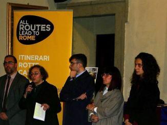 Spoleto aderisce all'Associazione europea dei viaggi di Goethe-Grand Tour