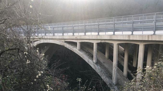 Viadotto SS3 Flaminia Spoleto e Terni, riaprirà sabato ai mezzi pesanti