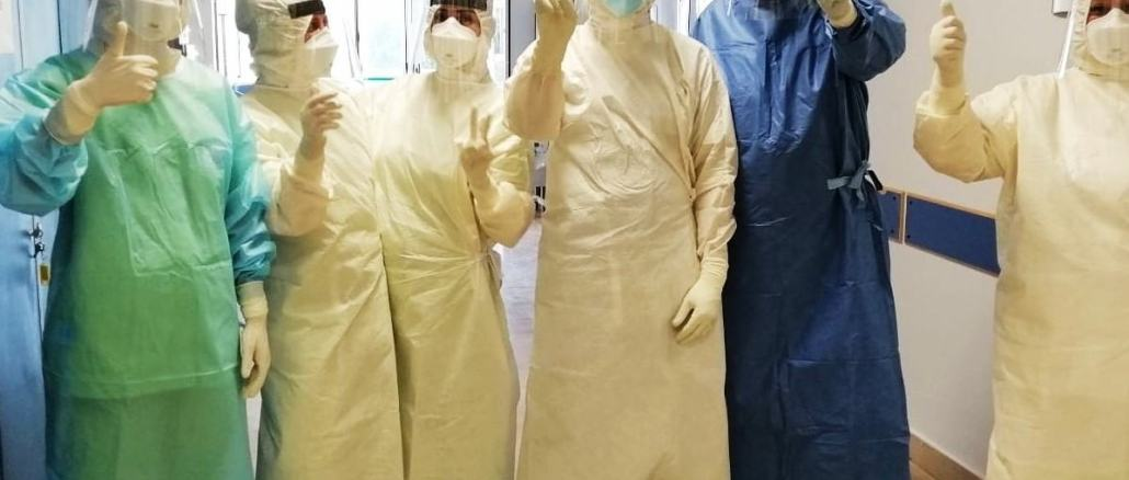 Ospedale di Spoleto, ricollocate nell'area Covid free tutte le attività ambulatoriali
