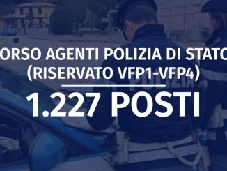 """Concorso della Polizia di Stato, prova d'esame al """"Rolando Lanari"""""""