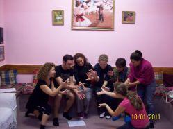 Spolin IKI ekibi - 2011