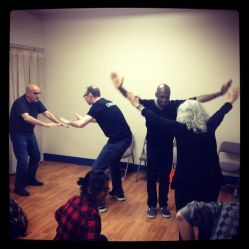 New York - Intro to Spolin Improv Meetup