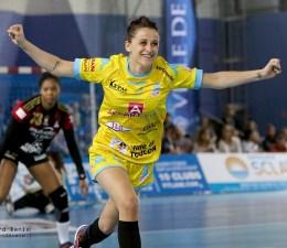Le Toulon St-Cyr Var Handball (TSCVHB) a l'un des meilleurs budgets prévisionnels de D1F.