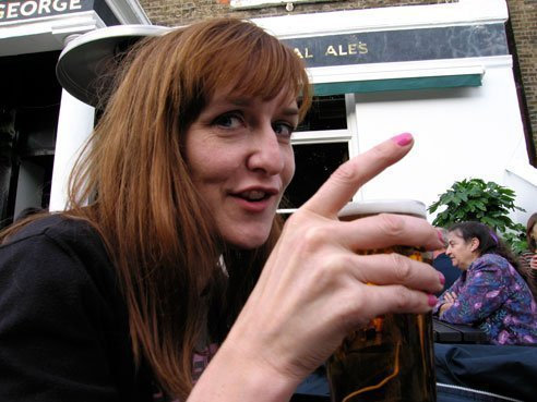 melissa and a pint