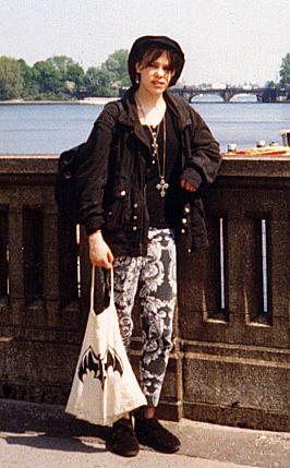Caro unterwegs - Gothic Berlin Bild #11