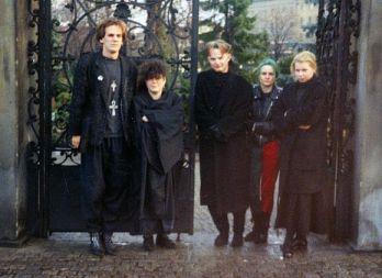 Berlin und Besucher 1992