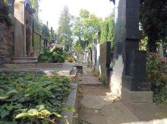 Vysehrader Friedhof Prag (9)