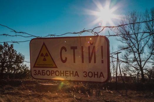 Tschernobyl 2016 - Stop Radioaktive Zone