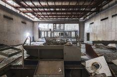 Tschernobyl 2016 - 5 Duga3 Gebäude 4
