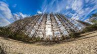 Tschernobyl 2016 - Duga3 Radarstation