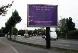 Ein Viertel der Besucher des WGT kommen aus dem Ausland. Leipzig begrüßt sie in vielen Sprachen.