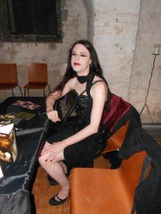 Gothic Friday Simagljubka - Unterwegs mit ein wenig mehr Zeit fuer mich (1)