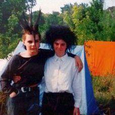 WGT 1992 - Auf dem Zeltplatz