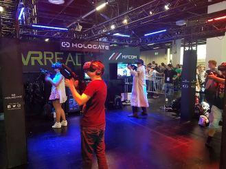 Gamescom 2017 - Die Zukunft des Multiplayer-Spielens