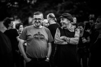 Besucher, Young&Cold 2018, Foto: Ray Montag Photography