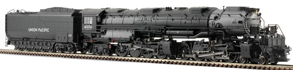 Big Boy Athearn 4884