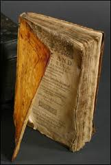 Human Skin Covered Book