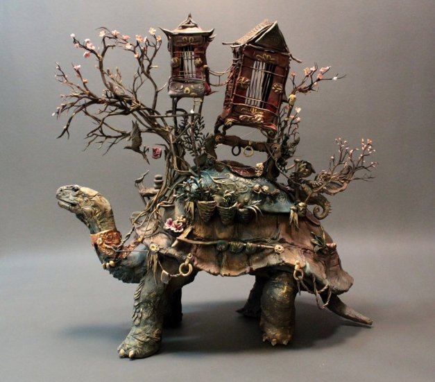 Tortoise of Burden