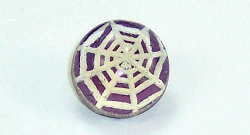 Kaleidoscope, or Paperweight button