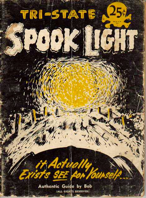 Secret Fun Blog shares their Spook Light adventure.