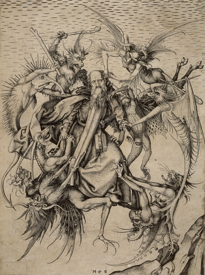 On Hell, demonology, and language. An essay by author T. Frohock.
