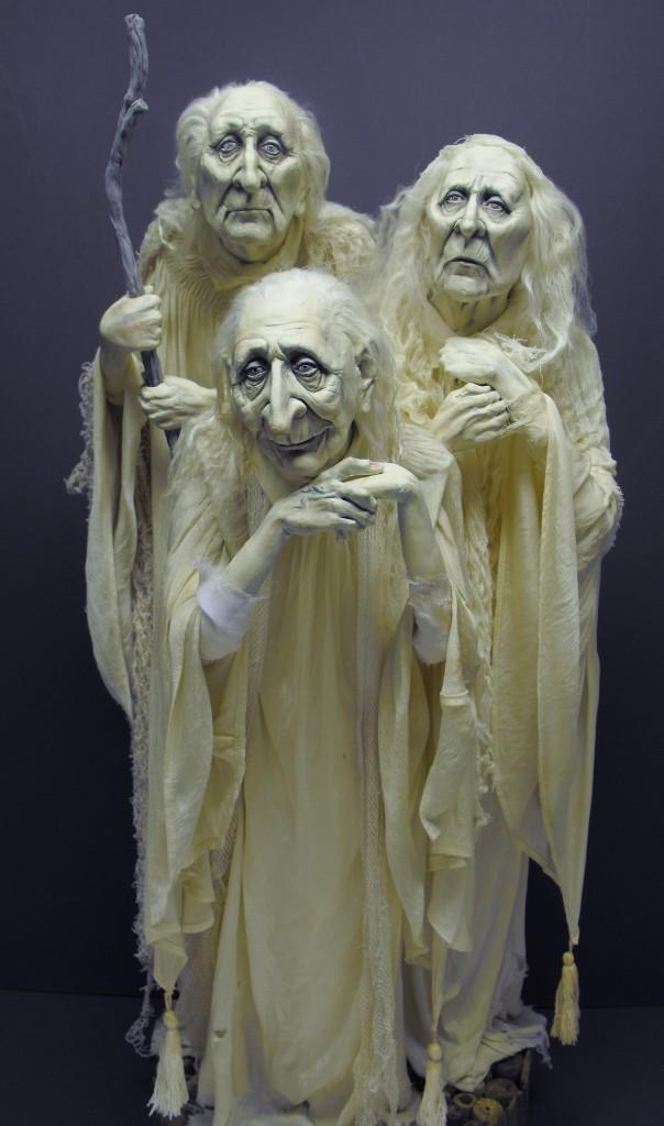 Three Spirits