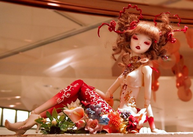 Red Jenny