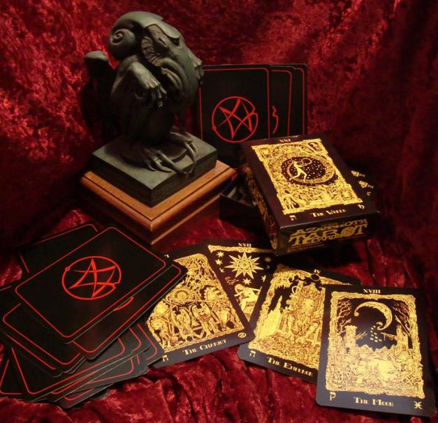 Azathoth Tarot by Nemo's Locker