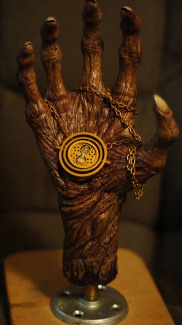 Nice Hand of Glory prop. Via Propnomicon