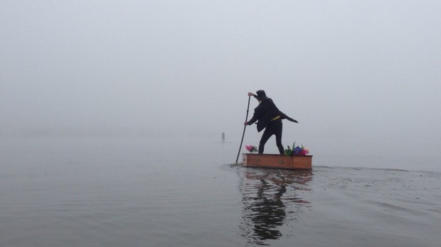 The Undertaker of Lake Burley