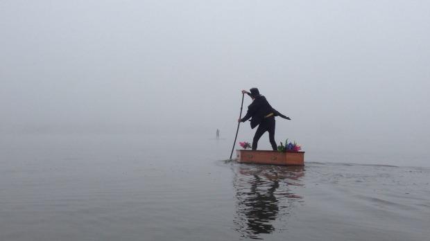 The Undertaker of Lake Burley