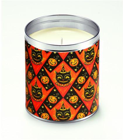 Aunt Sadie's Candles, many by Johanna Parker. Via pumpkinrot