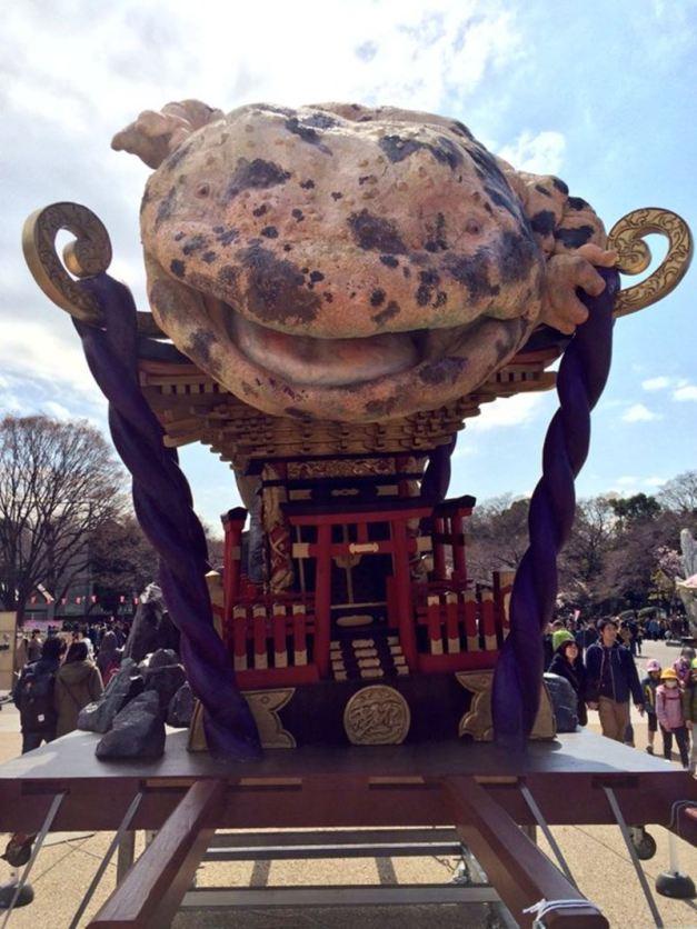 Monster Festival Shrines