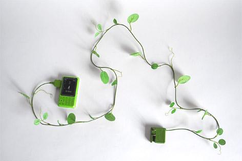 Shunsuke Umiyama's Vine mobile phone charger