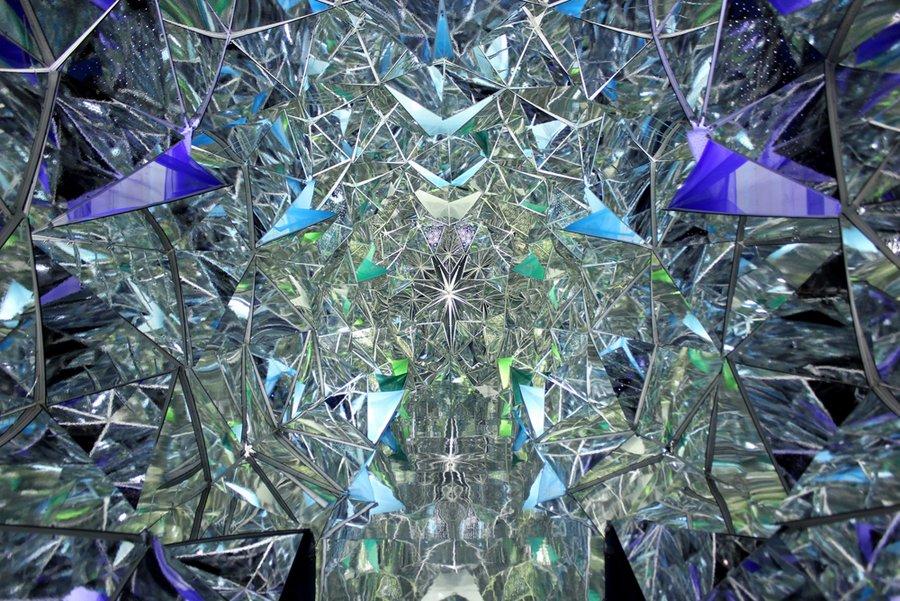 garden kaleidoscope by Masakazu Shirane