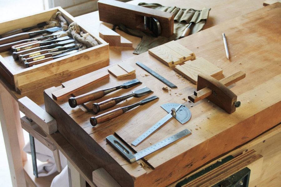 Joint Chopsticks Inspired By Japanese Joinery Techniques