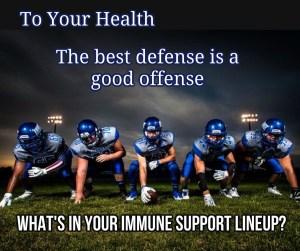 Good Offense Best Defense sm