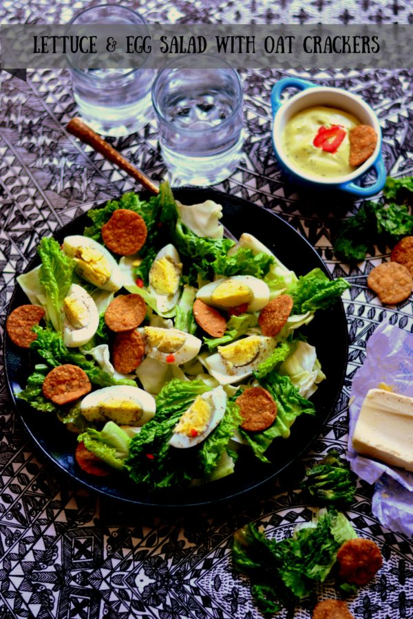 Lettuce & Egg Salad