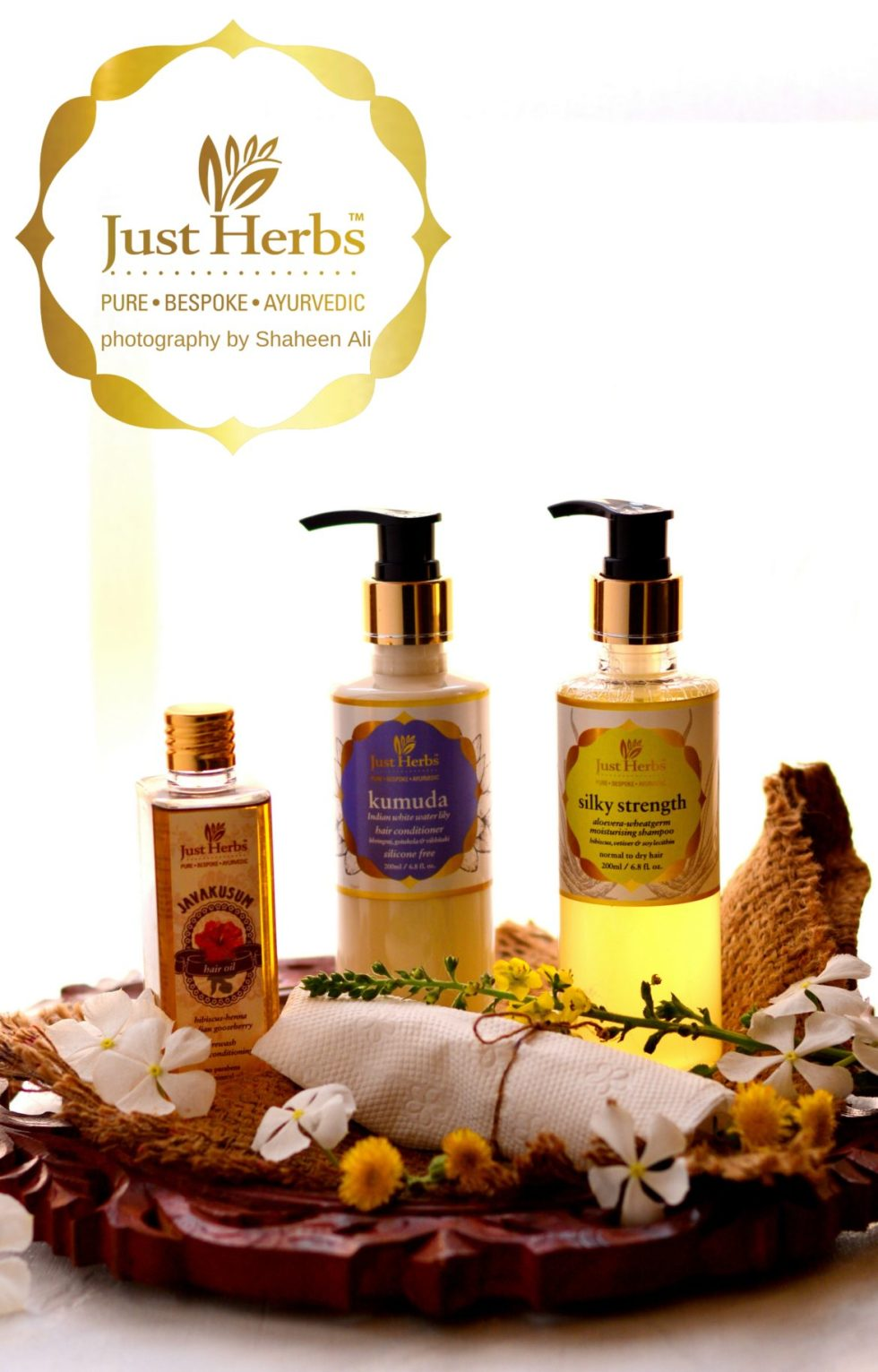 Blog Collaboration With Just Herbs Luxurious Safe Natural Skincare That Works