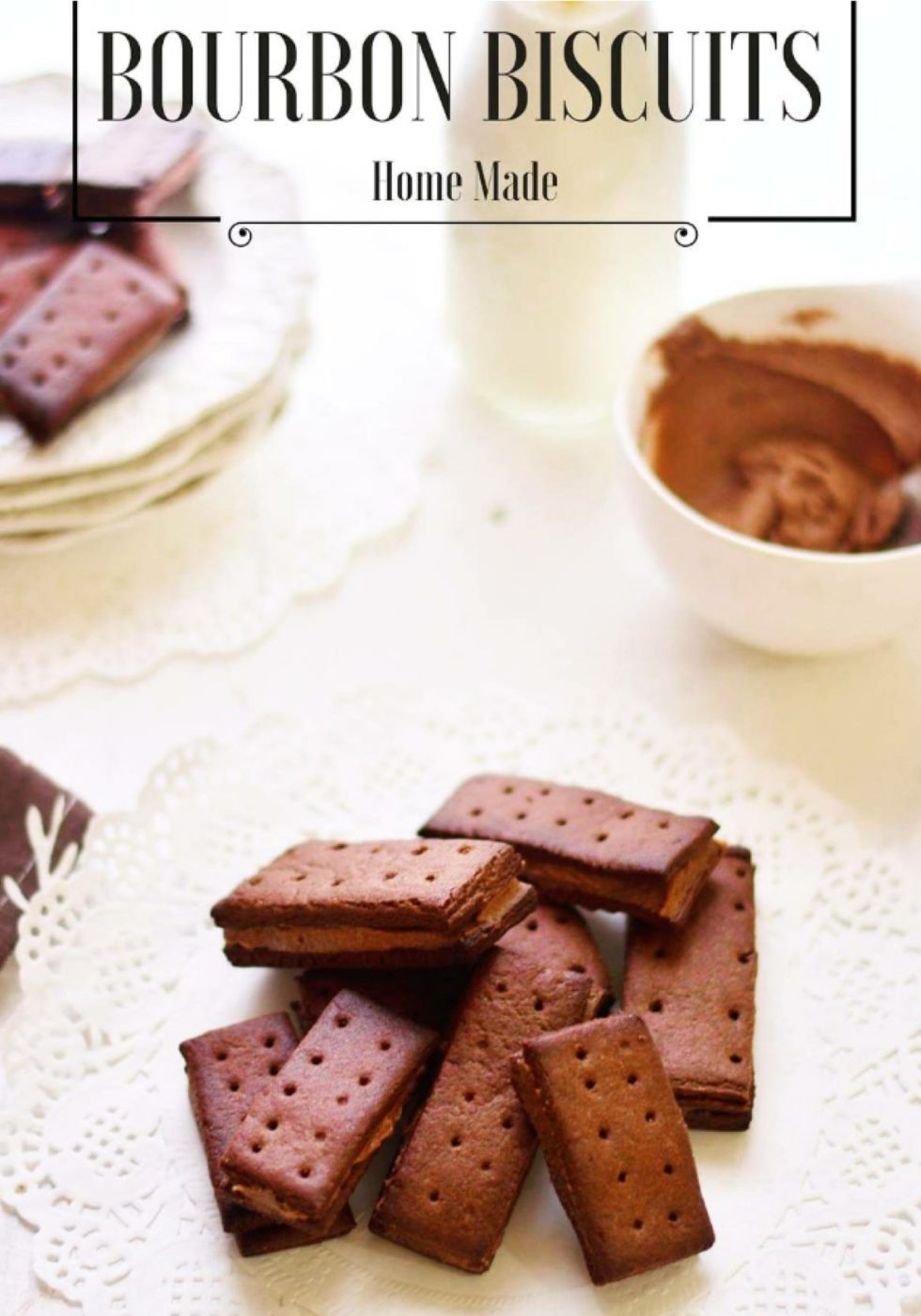 Bourbon Biscuits