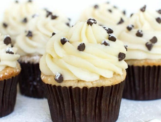 Cinnamon Sugar Cupcake Recipe