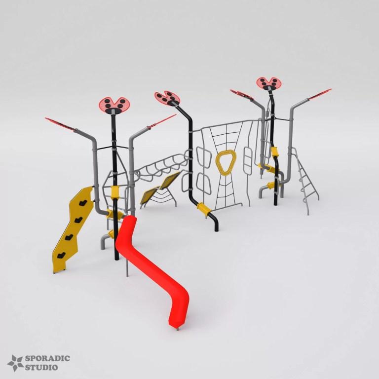 Ladybird-Playground-Set-2