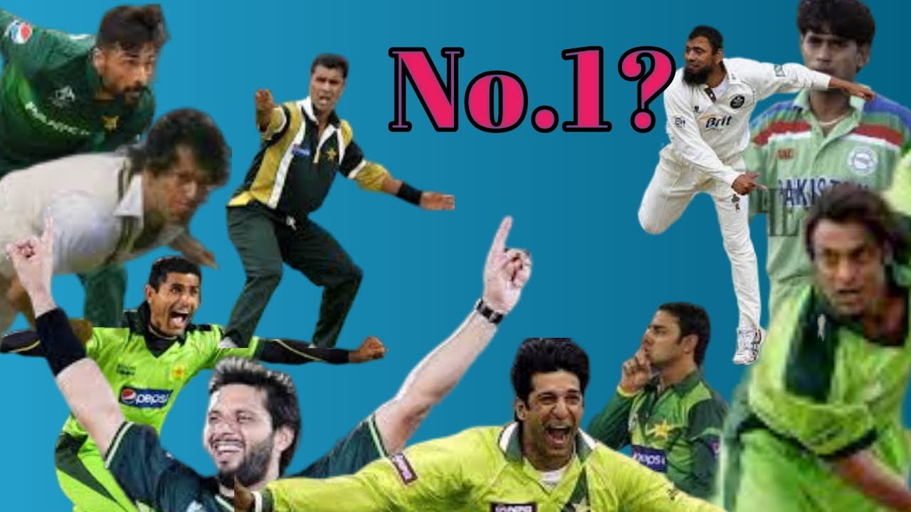 Best Pakistani Bowlers of all time|Top 10 Pakistani bowlers  ever,fast,spin.