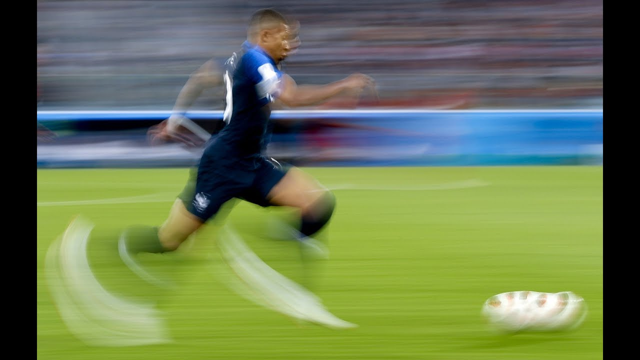 Kylian Mbappe All 4 Goals in World Cup 2018 English Commentary. Credits to FIFA