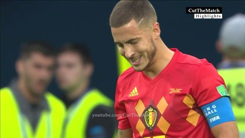 France 1-0 Belgium - Fifa World Cup - 2018